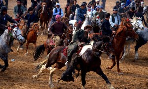 buzkashi tournament