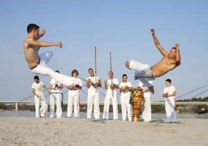 capoeira self defense