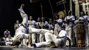 Capoeira competition