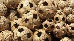 Chinlone balls