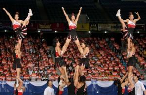 cheerleading championship