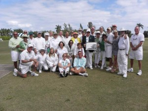 National Croquet Club wins Club Teams Championship - 2013