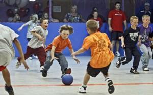 dodgeball for kids