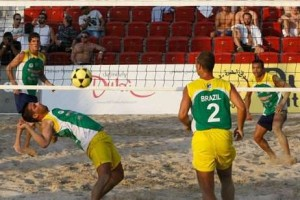 footvolley World Cup in Dubai