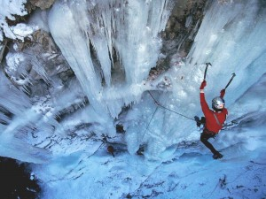 International Youth Ice Climbing Camp 2017