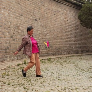 Jianzi folk sport