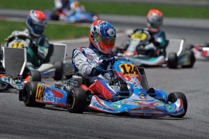 kart racing competition