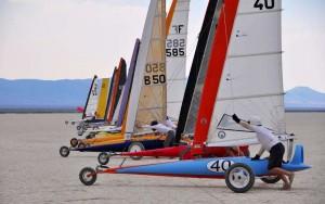 World Land sailing Championship