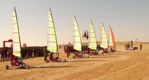 Land Yachting india