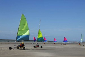 land yachting kent