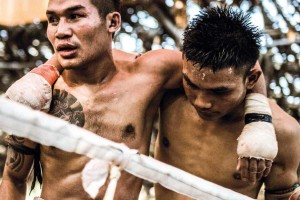 Lethwei boxers