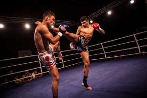 muay thai fighting style