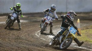 Junior motorcycle dirt track championships