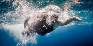 open water swimming drills
