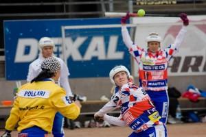 Women's Pesäpallo Match