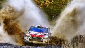 world rallying championship