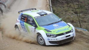 Winter Rally Racing