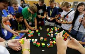 Rubik's Cube European Championship