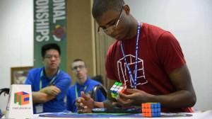 Rubik's Cube US National Championship