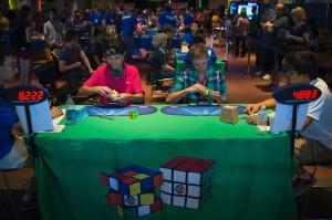 National Rubik's Cube Championship