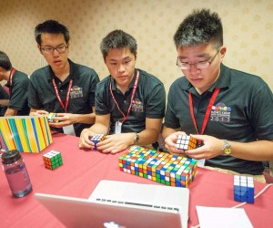 Rubik's Cube World Championship