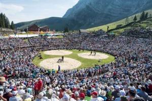 Schwingen arena