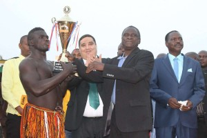 African Traditional Wrestling Tournament