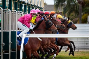 Jockey riders