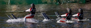 extreme water skiing
