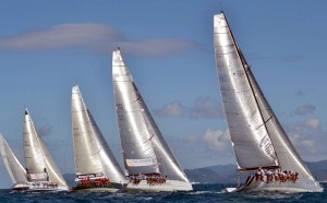 olympic yacht racing