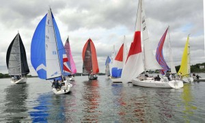 yacht racing images