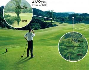 Golf Rangefinder-Golfer's guide