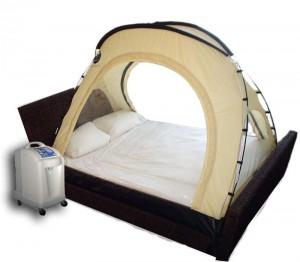 Altitude Tent Training