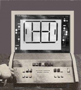 The Electroline; the first computerized, electronic line judge device, introduced in 1974.