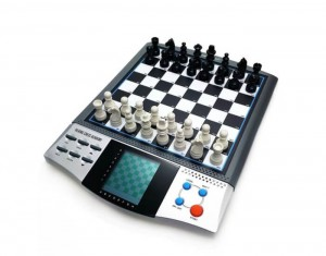 Latest e-chess board