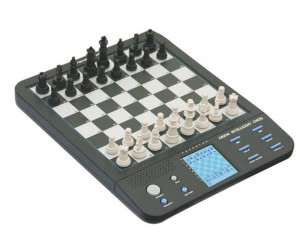 Electronic chess board