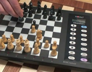 Recording the moves of pieces