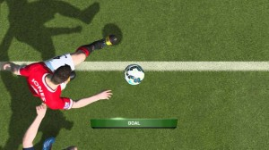 FIFA 15 Goal-line Technology Fail