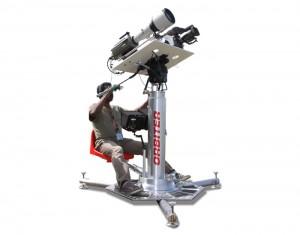 Camera synchronisation with orbiter