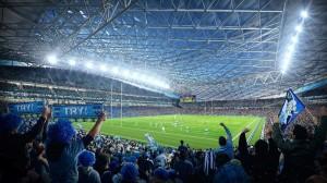 Stadium Australia seating