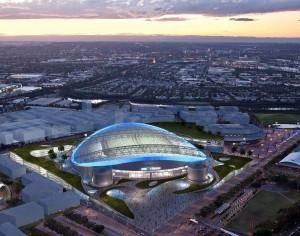 Stadium football Australia
