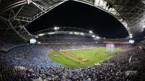 Stadium Australia Events