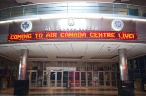 air canada centre concerts