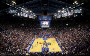 Allen Fieldhouse Court
