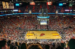 american airlines arena events