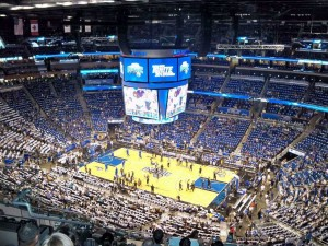 amway center seating