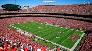 arrowhead stadium seating