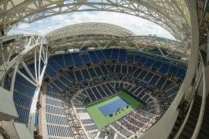 Arthur Ashe Stadium Seating