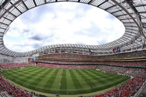 aviva stadium seating