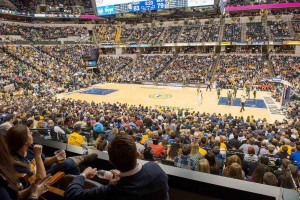 Bankers Life Fieldhouse Seating